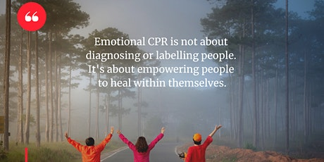 Emotional CPR Practitioner Certification Training entradas