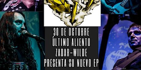 Último Aliento En Zadar 30 De Octubre entradas