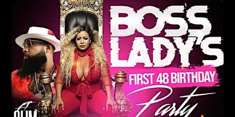 Boss Lady's First 48 Birthday Bash w/ Slim Thug tickets
