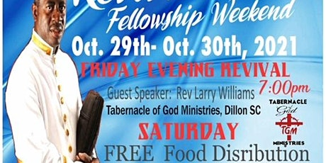Revival Fellowship Weekend tickets