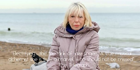 Barb Jungr -  her new set -  Forgetful Heart  - Love Songs of Cohen & Dylan tickets