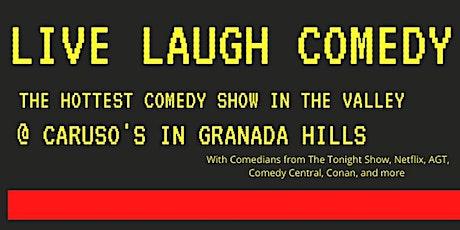 Live Laugh Comedy Show tickets