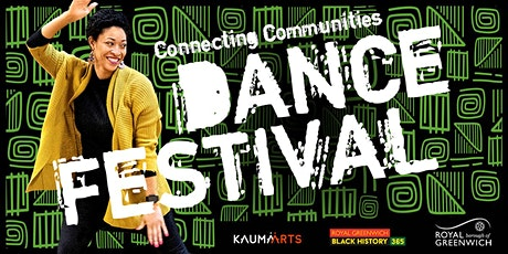 Connecting Communities Dance Festival tickets