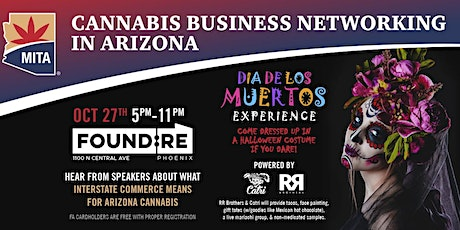 Potential Impact of Interstate Commerce on AZ Market / Cannabis Networking tickets