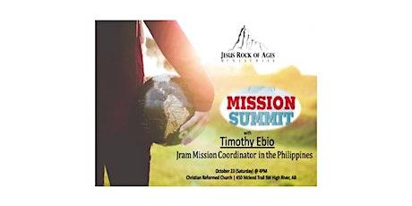 Mission Summit tickets