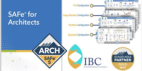 SAFe® for Architect 5.0 - (Weekday)Remote class tickets