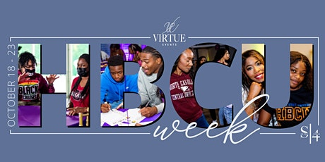 HBCU Week: Thoughts on HBCUs - The History & Power that Lies Within tickets