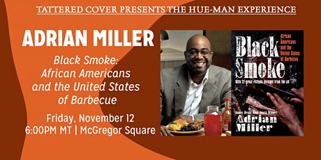 A Soulful Thanksgiving with Adrian Miller tickets