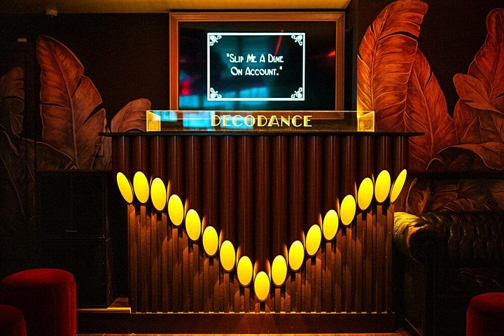 LATIN SUNDAYS at DECODANCE Bar     HALLOWEEN 2021 image