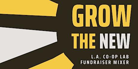 L.A. Co-op Lab Fundraiser + Mixer tickets