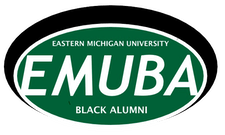 Eastern Michigan University Black Alumni logo