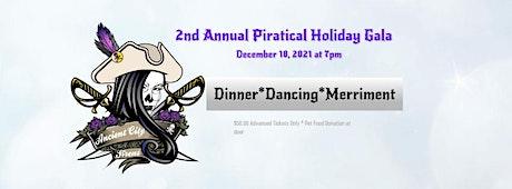 Piratical Holiday Gala tickets