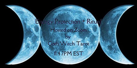 Energy Protection + Ritual tickets