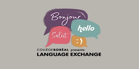 Language Exchange Hour at Collège Boréal tickets