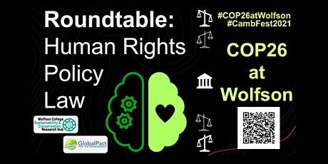 RoundTable: Human Rights, Policy & Law tickets