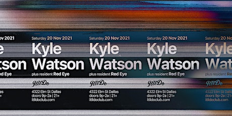 Kyle Watson at It'll Do Club tickets
