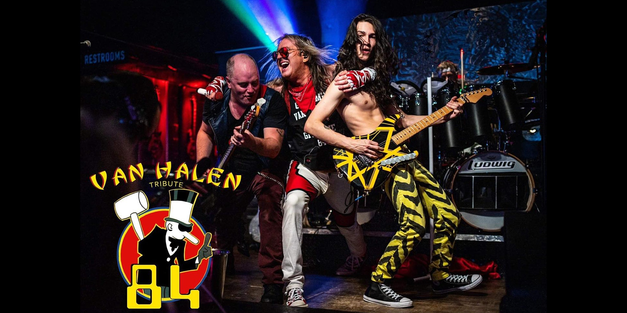 '84 – A Van Halen Tribute
