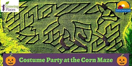 Growing Places Costume Party at the Corn Maze tickets