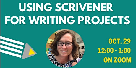 Using Scrivener for Writing Projects tickets