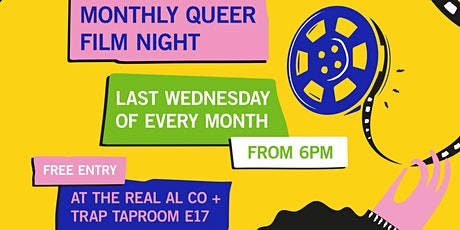 TRAPPED: A QUEER FILM NIGHT - JENNIFER'S BODY SCREENING tickets