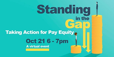Standing in the Gap: Taking Action for Pay Equity tickets