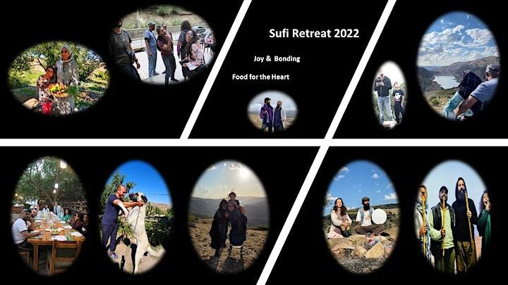 Afbeelding van Sufi Retreat in the Anatolian mountains , 5-15 August, Turkey