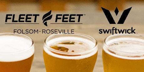 Fleet Feet x Swiftwick Pub Run tickets