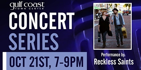 GCTC Concert Series with Reckless Saints tickets