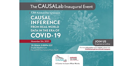 Causal Inference from Real World Data in the Era of COVID-19: IN PERSON tickets