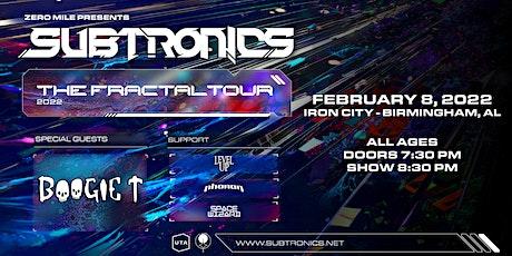 Subtronics tickets