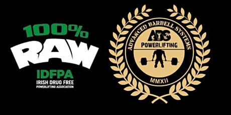 IDFPA  Powerlifting Championship 2021 - A.B.S Dublin tickets