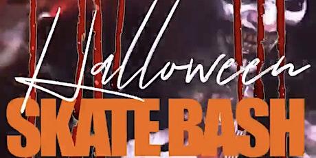 Halloween Skate Bash tickets