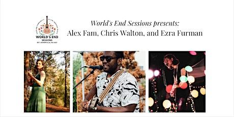 World's End Sessions presents: Alex Fam, Chris Walton, and Ezra Furman tickets