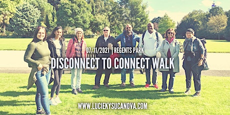Disconnect to Connect Walk tickets