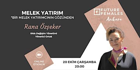MELEK YATIRIM-*Bir Melek Yatırımcının Gözünden   Future Females Ankara tickets