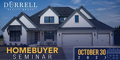Homebuying Seminar: Preparing For Your New Home tickets
