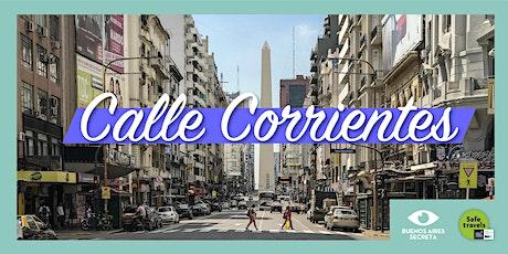 Visita guiada - Calle Corrientes 16/10  15hs entradas