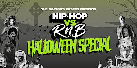 Hip-Hop vs RnB - HALLOWEEN SPECIAL tickets