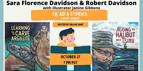 Sk'ad'a Stories: A Book Launch with Sara Florence Davidson tickets
