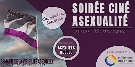 Soirée Ciné Asexualité! billets