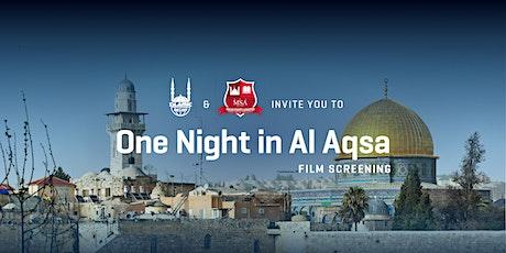 One Night in Al Aqsa at SFU | Surrey tickets