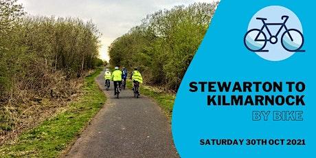 Stewarton to Kilmarnock by bike tickets