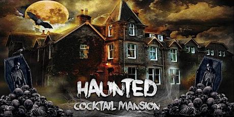 Haunted Cocktail Mansion - Nashville tickets