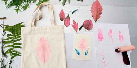 Plant Printmaking Workshop with Laura Grier tickets