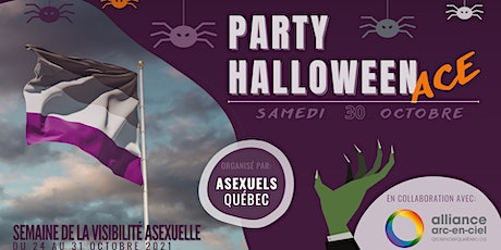 Party Halloween-Ace billets