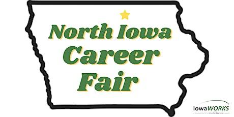 North Iowa Career Fair tickets