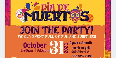 Mexican day of the dead - Mariachi fundraiser tickets