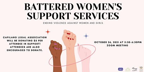 Battered Women's Support Services Event tickets