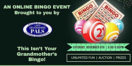 Valley Virtual Bingo tickets