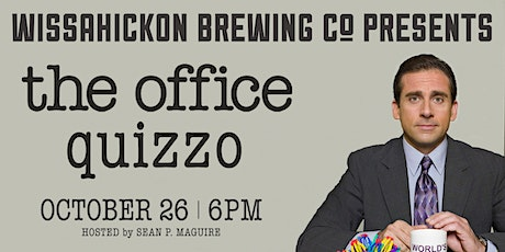 The Office Quizzo tickets